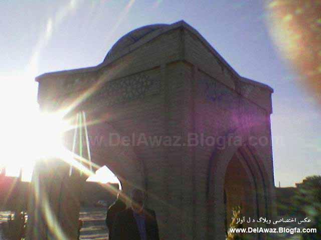آرامگاه جلال تاج اصفهانی